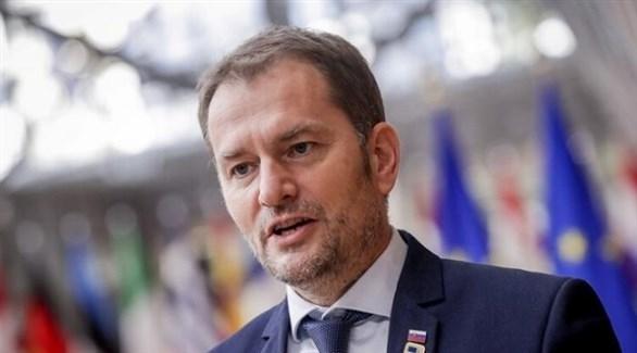رئيس وزراء سلوفاكيا إيجور ماتوفيتش (أرشيف)