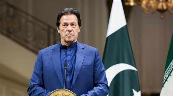 رئيس الوزراء الباكستاني عمران خان (أرشيف)
