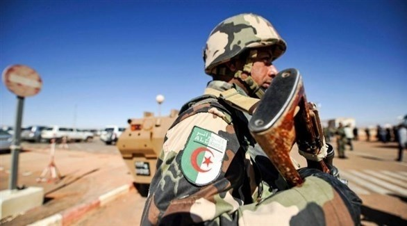 جندي جزائري (أرشيف)