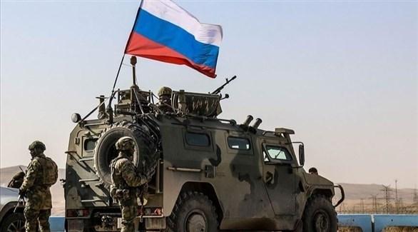 دورية حفظ سلام روسية في إقليم ناغورني قره باغ (أرشيف)