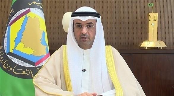 الأمين العام لمجلس التعاون لدول الخليج العربية نايف فلاح الحجرف (أرشيف)