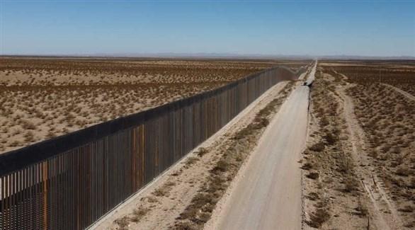 الحدود الأمريكية والمكسيكية (أرشيف)