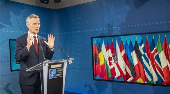 الأمين العام لحلف شمال الأطلسي ناتو ينس ستولتنبرغ (أرشيف)