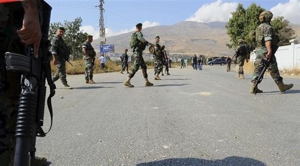 عناصر من الأمن في جبل لبنان (أرشيف)