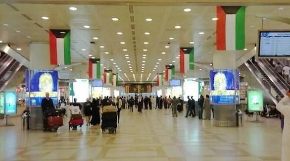 قاعة المسافرين في مطار الكويت الدولي (أرشيف)