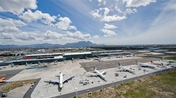 مطار كيب تاون الدولي (أرشيف)