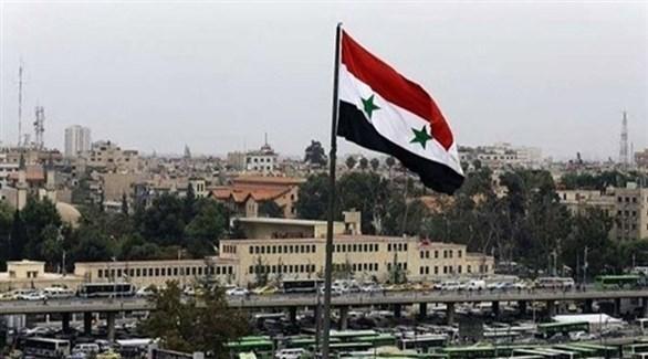العاصمة السورية (دمشق)