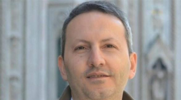 المعتقل السويدي من أصل إيراني أحمد رضا جلالي (أرشيف)