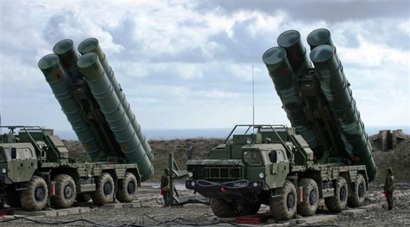 صواريخ s300 الروسية (أرشيف)