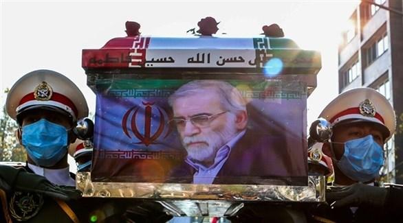 المسؤول عن التسلح الإيراني محسن فخري زاده (أرشيف)