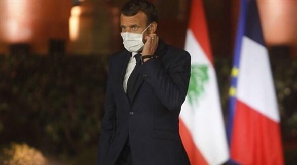 الرئيس الفرنسي إيمانويل ماكرون (أرشيف)