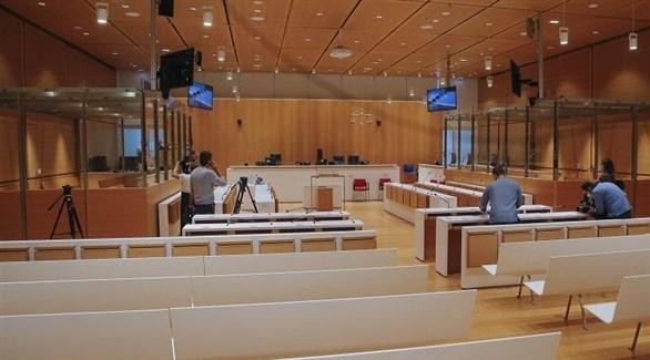 محاكمة منفذي الهجمات الإرهابية في 2015 في محكمة الجنايات الخاصة بباريس (أسوشيتد برس)