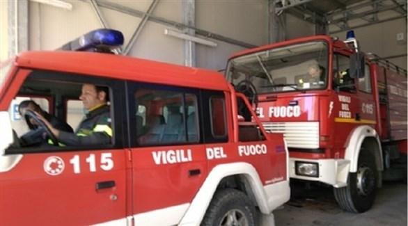 الدفاع المدني الإيطالي (أرشيف)