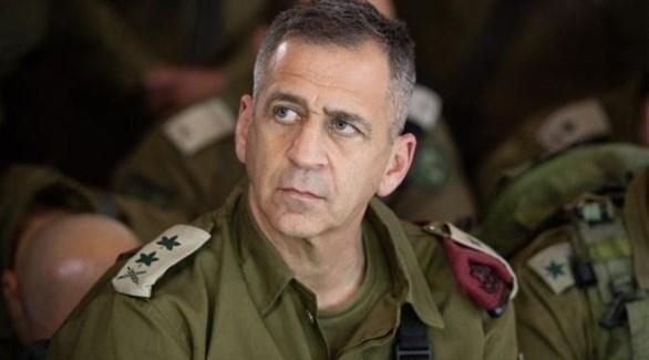 رئيس أركان الجيش الإسرائيلي أفيف كوخافي (أرشيف)