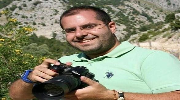 المصور اللبناني جوزف بجاني الراحل (أرشيف)