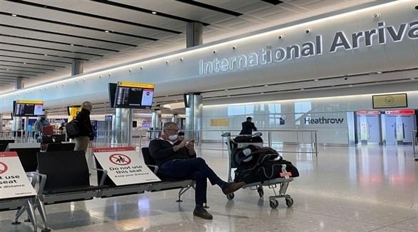 قاعة المسافرين في مطار ليما الدولي (أرشيف)