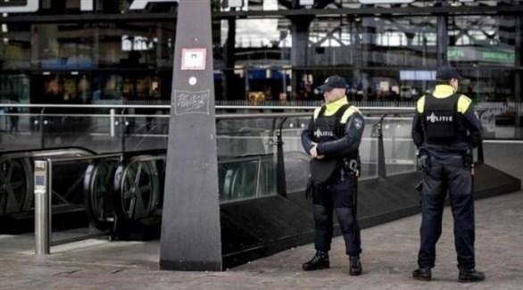 الشرطة الهولندية (أرشيف)
