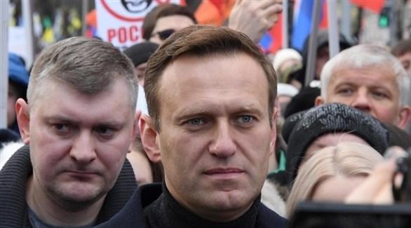 المعارض الروسي الأبرز أليكسي نافالني (أرشيف)