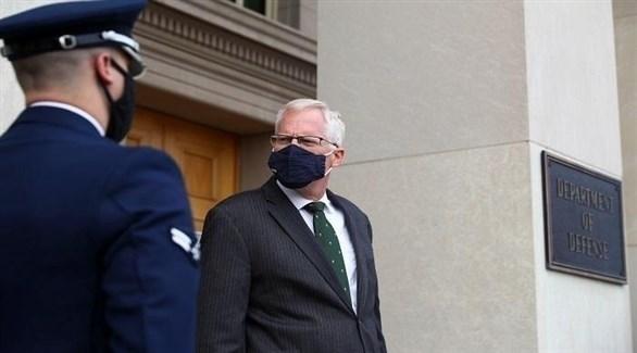 القائم بأعمال وزير الدفاع الأمريكي كريستوفر ميلر (أرشيف)
