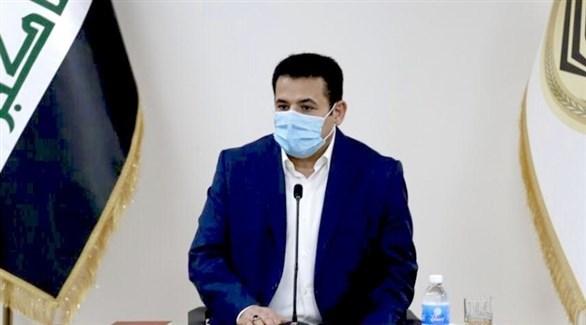 مستشار الأمن القومي العراقي قاسم الأعرجي (أرشيف)