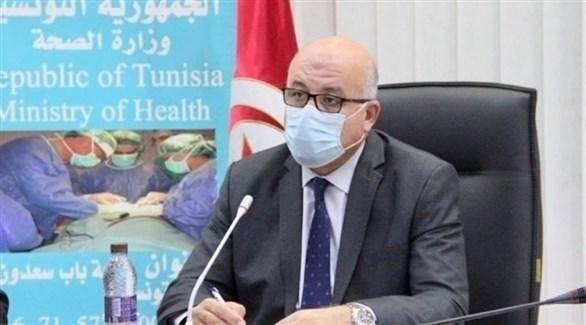 وزير الصحة التونسي فوزي مهدي (أرشيف)