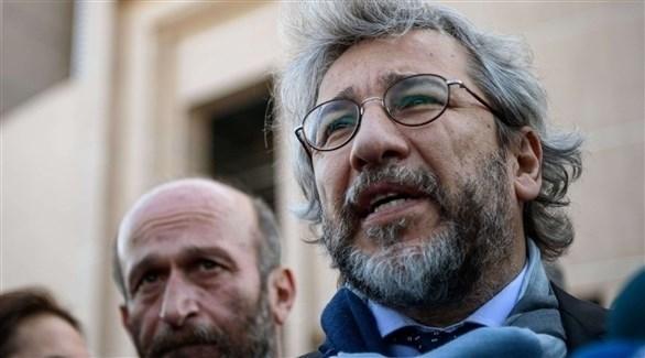 الصحافي التركي المعارض جان دوندار (أرشيف)