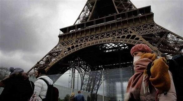 فرنسيون في شوارع العاصمة باريس (أرشيف)