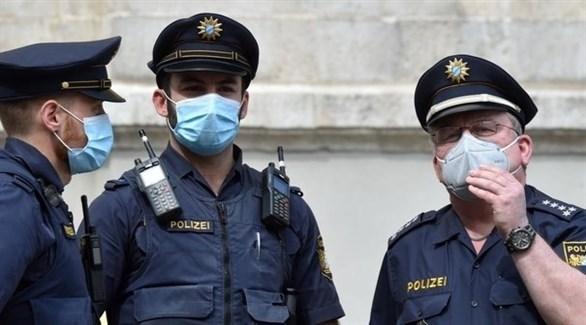 عناصر من الشرطة (أرشيف)