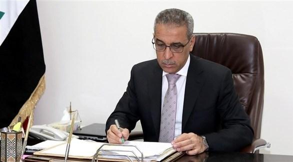 رئيس مجلس القضاء الأعلى في العراق فائق زيدان (أرشيف)
