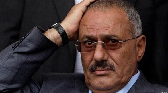 الرئيس اليمني الراحل علي عبد الله صالح (أرشيف)