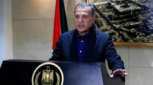 المتحدث باسم الرئاسة الفلسطينية نبيل أبو ردينة (أرشيف)