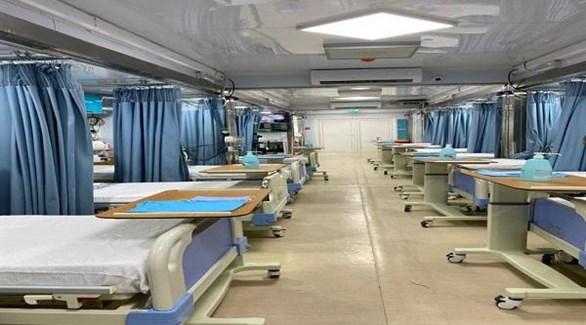 ولي العهد الأردني يفتتح المستشفى الميداني في معان (الغد الأردنية)