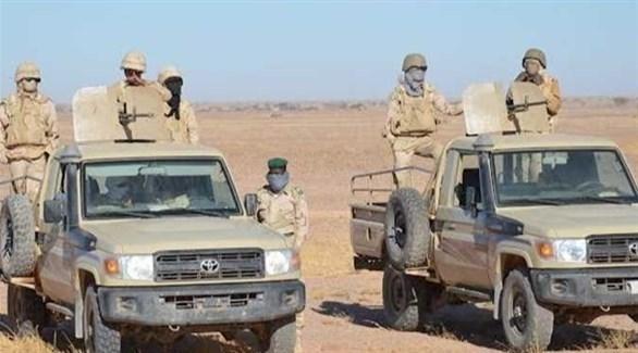 قوات الجيش الموريتاني (أرشيف)