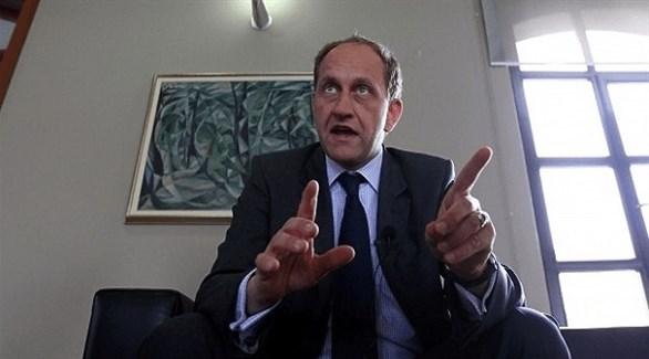السياسي الألماني ألكسندر لامبسدورف (أرشيف)