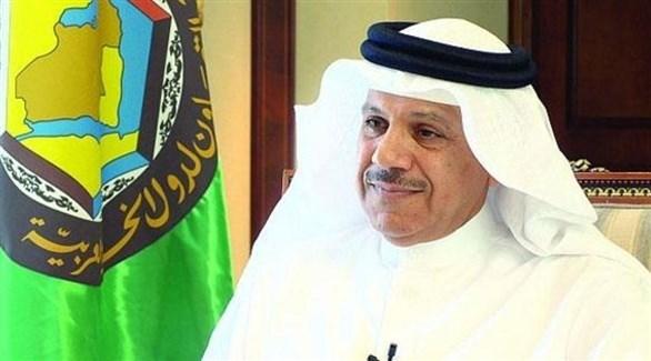 وزير الخارجية البحريني عبداللطيف بن راشد الزياني (أرشيف)