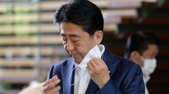 رئيس الوزراء الياباني السابق شينزو آبي(أرشيف)