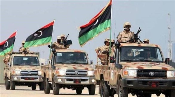 الجيش الليبي (أرشيف)
