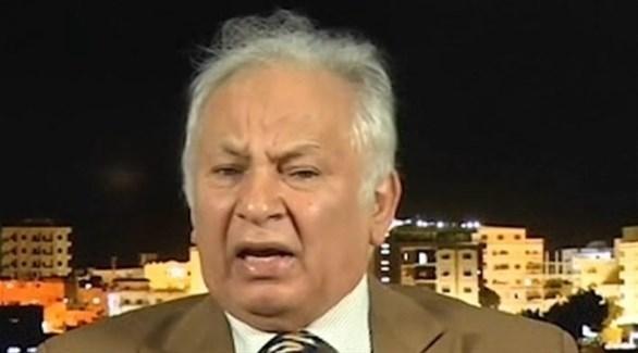 النائب الليبي علي التكبالي (أرشيف)