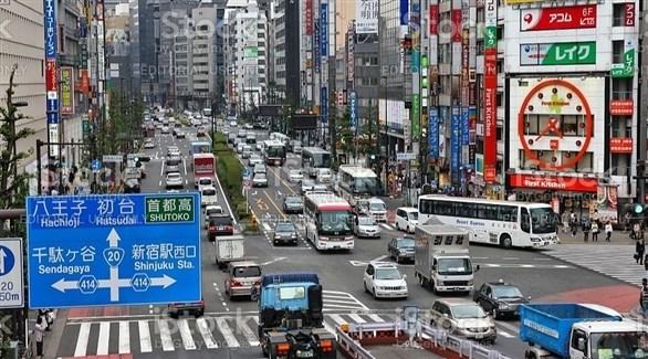 شارع في طوكيو (أرشيف)