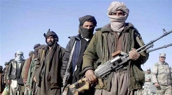 عناصر طالبان (أرشيف)