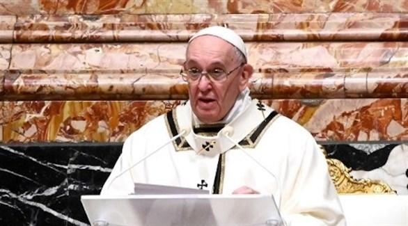 البابا فرنسيس (أرشيف)