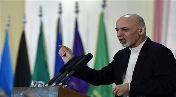 الرئيس الأفغاني أشرف غني (أ ف ب)