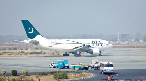 طائرة تابعة للخطوط الجوية الباكستانية (أرشيف)