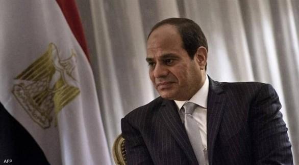 الرئيس المصري عبد الفتاح السيسي (أرشيف / أ ف ب)