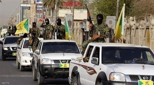 مسلحون من حزب الله العراقي (أشيف)