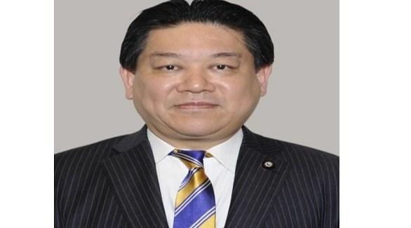 وزير النقل والسياسي الياباني الراحل يويشيرو هاتا (أرشيف)