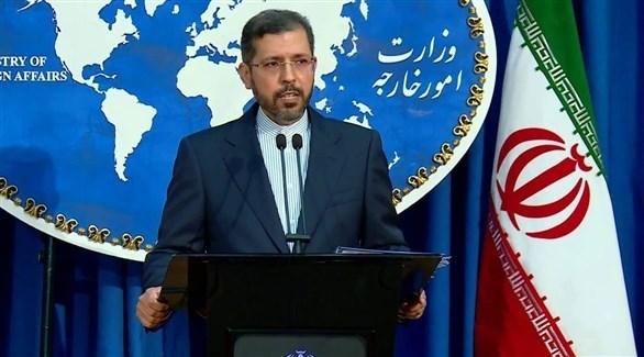 المتحدث باسم الخارجية الإيرانية سعيد خطيب زادة (أرشيف)