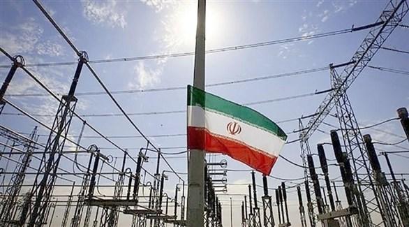 محطة كهرباء إيرانية (أرشيف)