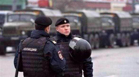 الأمن الشيشاني (أرشيف)
