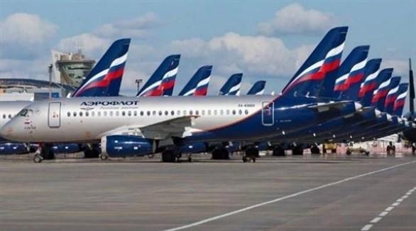 طائرة تابعة للخطوط الجوية الروسية (أرشيف)